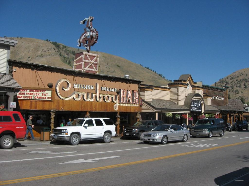 cowboy bar jackson
