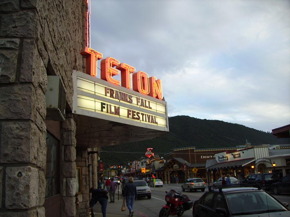 movie theater jackson hole